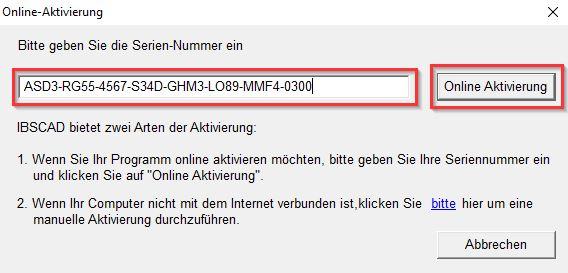 """6cdc868292ffc ... Lieferschein (pdf) und fügen ihn in das dafür vorgesehene Feld (im Bild  unten rot umrandet) ein. Jetzt klicken Sie auf den Button  """"Online-Aktivierung."""